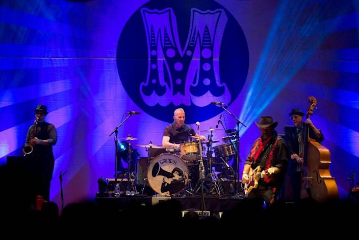The Mavericks will perform at Knuckleheads May 14 and 15.