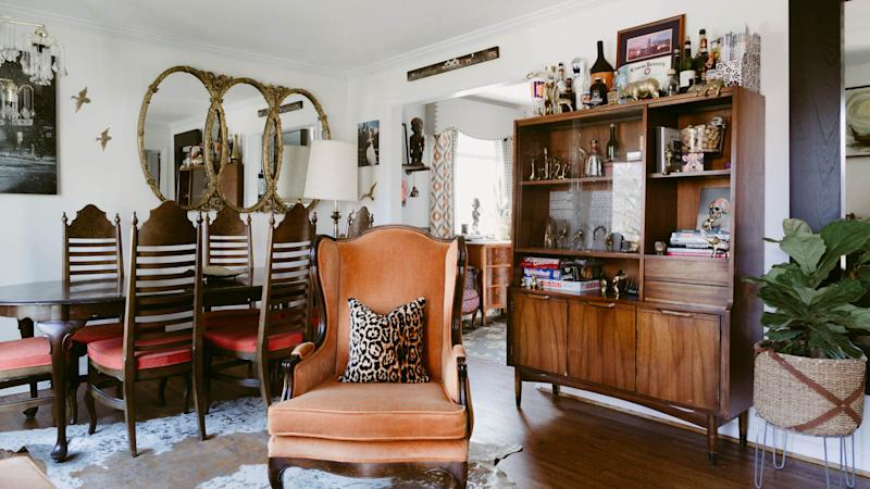 How To Decorate Your Home Like An Interior Designer With Thrift Store
