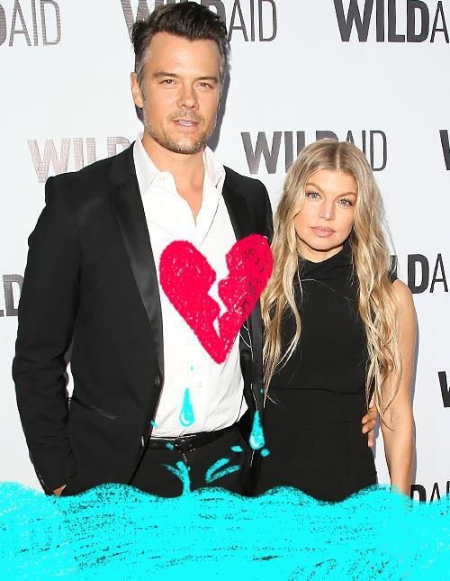 Josh Duhamel and Fergie, who privately split earlier this year, announced their split on Thursday. The parents of son Axl vowed to always be a family. (Photo: Getty Images)