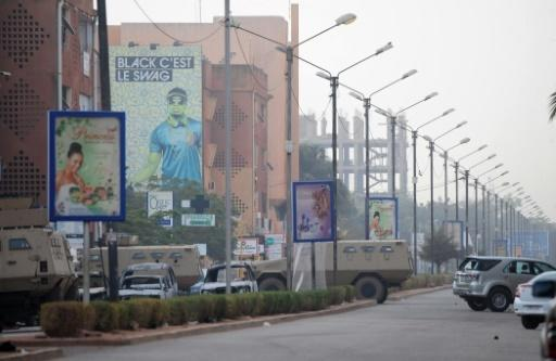 Austrian couple abducted in northern Burkina Faso