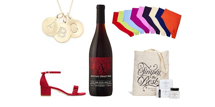 The Best Valentine's Gifts with Which to Treat Yourself