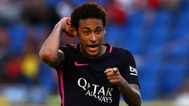 <p>PSG cannot get Sanchez so they go for Neymar - Wenger</p>