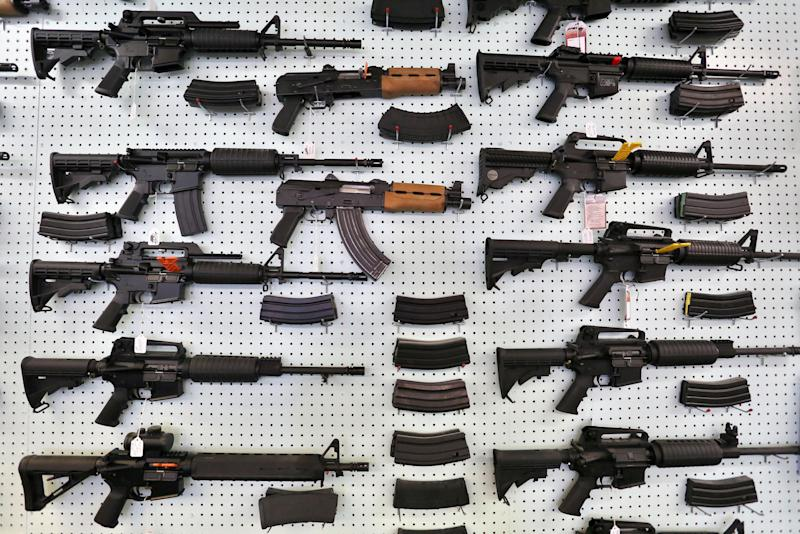 """Texas attorney general says gun stores are """"essential"""""""