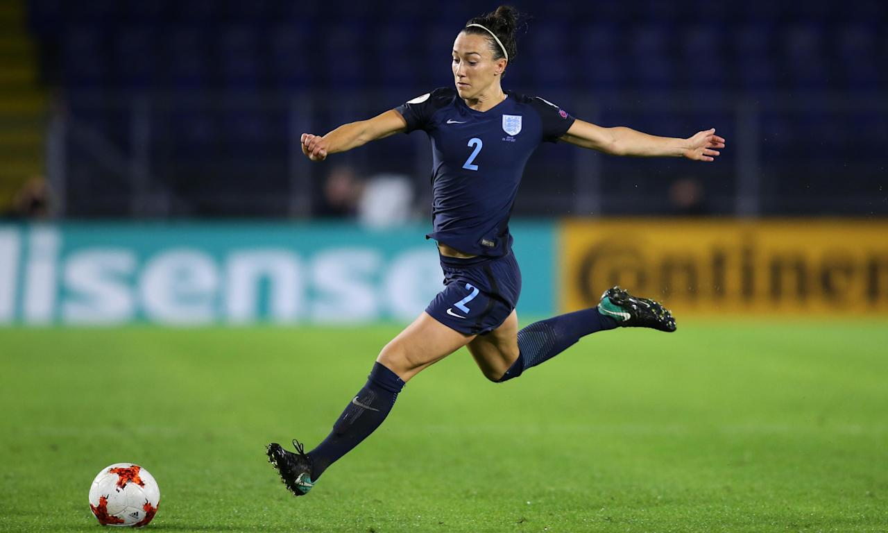 Portugal inquired via Facebook whether Lucy Bronze, who was then part of England's junior teams, would be interested in playing for them.