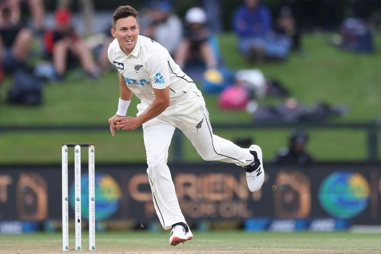 Missing England series - New Zealand left-arm paceman Trent Boult