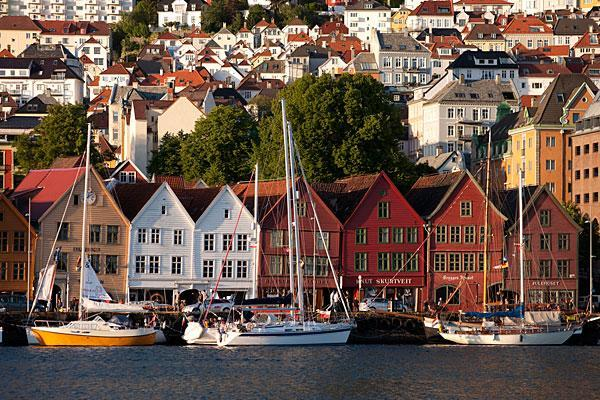 "<b>7. Norway</b> <br>5-year price growth: 28.7 percent <br><br>Switzerland and Norway are the only European countries to make the list of the world's hottest housing markets. <br><br>Unlike most European nations that face a gloomy economic outlook, oil-rich Norway is set to expand 2.7 percent in 2012. Low interest rates have led citizens to take on debt to buy property contributing to a <a href=""http://www.reuters.com/article/2012/03/30/norway-housing-idUSO9E8D801X20120330"" rel=""nofollow noopener"" target=""_blank"" data-ylk=""slk:jump in prices"" class=""link rapid-noclick-resp"">jump in prices</a> that gained 6.8 percent year on year in March. <br><br>Another incentive for Norwegians to buy property is a 28 percent tax deduction on interest payments. An unexpected cut in interest rates to 1.5 percent in March further raises the risk of an already developing housing bubble. <br><br>In February, the <a href=""http://www.reuters.com/article/2012/02/02/norway-imf-idUSO9E8C201B20120202"" rel=""nofollow noopener"" target=""_blank"" data-ylk=""slk:IMF warned that Norwegian home prices"" class=""link rapid-noclick-resp"">IMF warned that Norwegian home prices</a> were up to 20 percent overvalued. According to government figures, housing prices are seen to be growing almost twice as fast as wages this year. Housing prices in the <a href=""http://online.wsj.com/article/BT-CO-20120214-709032.html"" rel=""nofollow noopener"" target=""_blank"" data-ylk=""slk:west coast city of Stavanger"" class=""link rapid-noclick-resp"">west coast city of Stavanger</a>, which is the capital of the country's oil industry, rose 92 percent between 2005 and 2011. <br><br>Pictured left: The waterfront of Bergen, Norway."