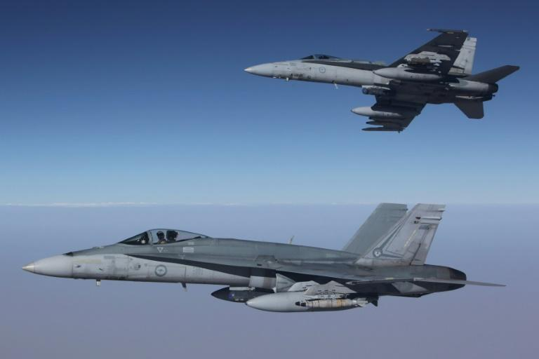 Australia suspends Islamic State airstrikes after US downed Syrian warplane