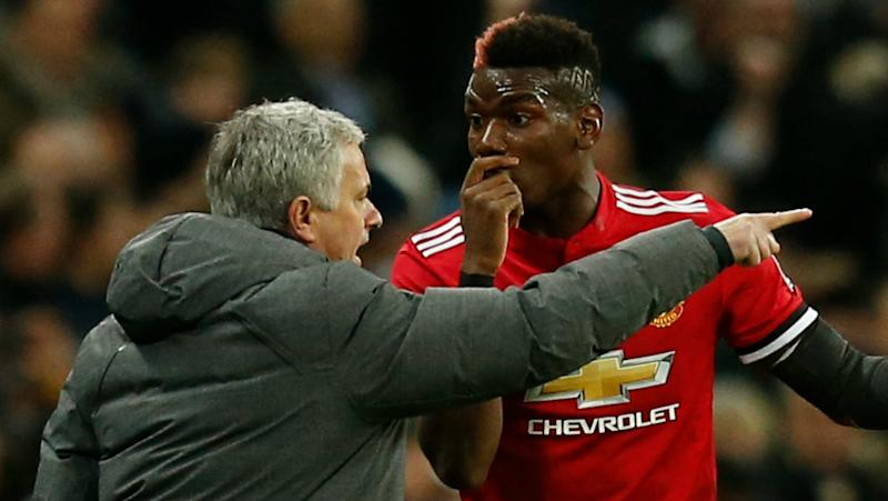 Image result for Mourinho wants to see Pogba's World Cup focus at Man United