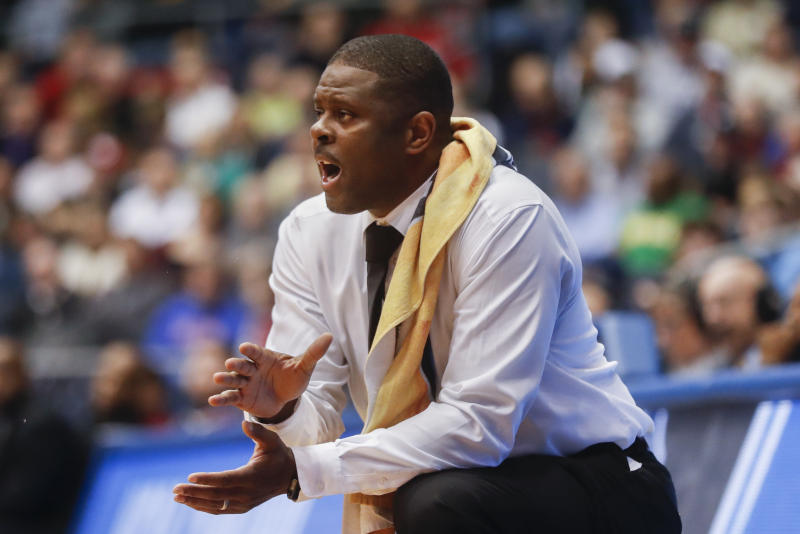 LeVelle Moton wants more white coaches to speak out. Some of them are. (AP Photo/John Minchillo)