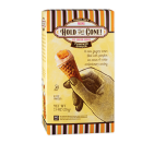 <p>Looking for something small to kick that sweet tooth? <strong>We adore the mini ice cream cones from Trader Joe's as a portion controlled treat that is the perfect size and packed with flavor. </strong>This variety features a creamy pumpkin ice cream, gingerbread flavored cone and creamy vanilla coating. <strong><br></strong></p><p><em><strong>RD Pick</strong></em></p>