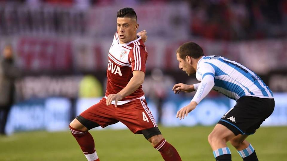 River Plate v Racing Club - Torneo Primera Division 2016/2017 - Moreira. | Marcelo Endelli/Getty Images