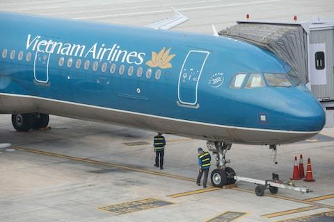 Vietnam Airlines is the Vietnamese flag carrier - Credit: Getty