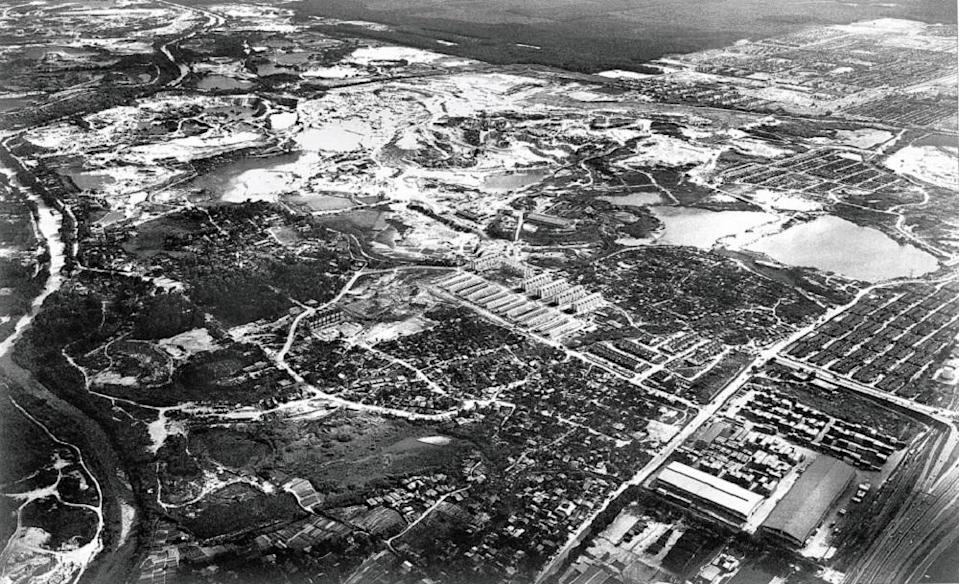 Sunway City Kuala Lumpur was born out of a degraded wasteland. — Picture courtesy of Sunway