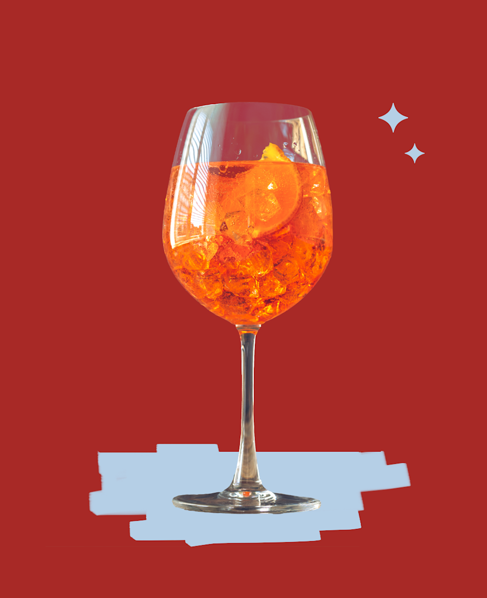 "<p>Libra is an air sign represented by scales making them obsessed with symmetry. The stars have aligned to pair a Libra with a light and bubbly spritz - a perfectly balanced cocktail with equal parts Aperol, Prosecco, soda water and garnished with a slice of orange. An <a href=""https://www.delish.com/uk/cocktails-drinks/a33128947/aperol-spritz-recipe/"" rel=""nofollow noopener"" target=""_blank"" data-ylk=""slk:Aperol Spritz"" class=""link rapid-noclick-resp"">Aperol Spritz</a> not only looks appealing but tastes great.</p>"