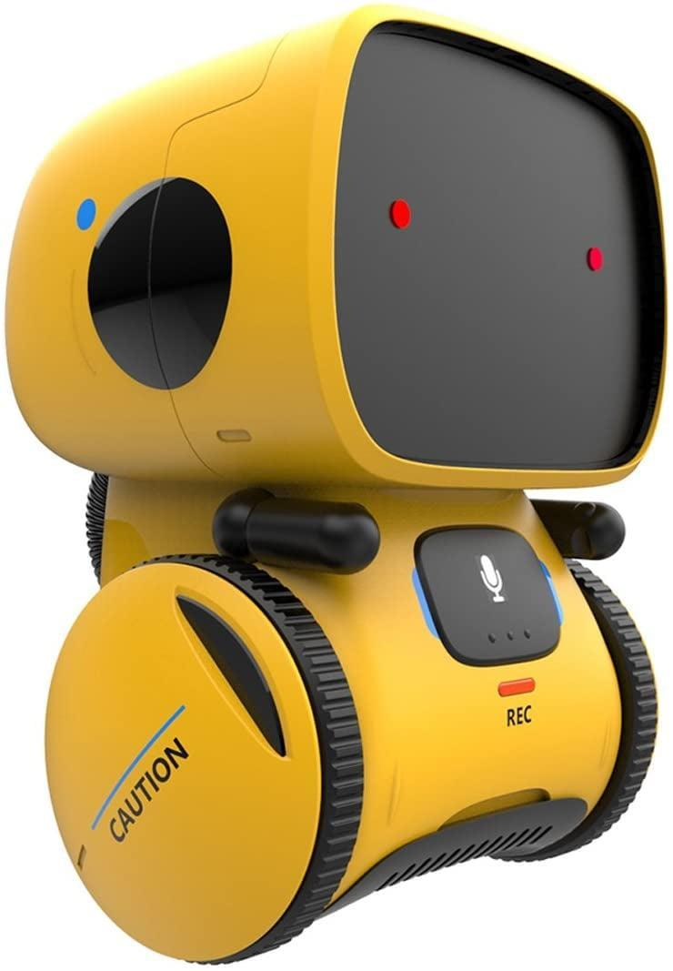 <p>If your kids keep asking for a pet and you really don't want one, get them <span>Remoking Robot Toy</span> ($30)! It's interactive and will respond to your child when they speak to it. </p>