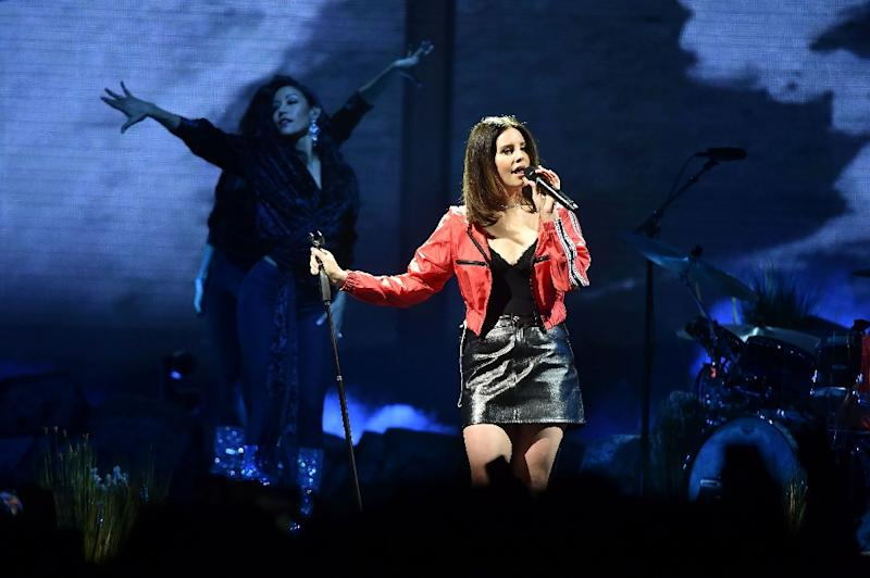 Lana Del Rey cancels show in Israel after criticism