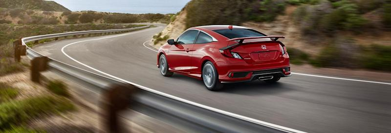 Faster More Furious 2017 Honda Civic Si Coupe And Sedan