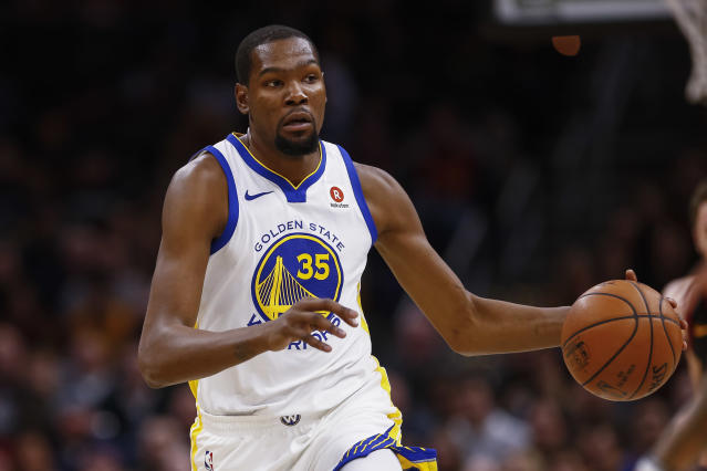 <p><strong>Conferencia Oeste</strong><br>Equipo: Golden State Warrriors<br>Foto: Getty Images </p>