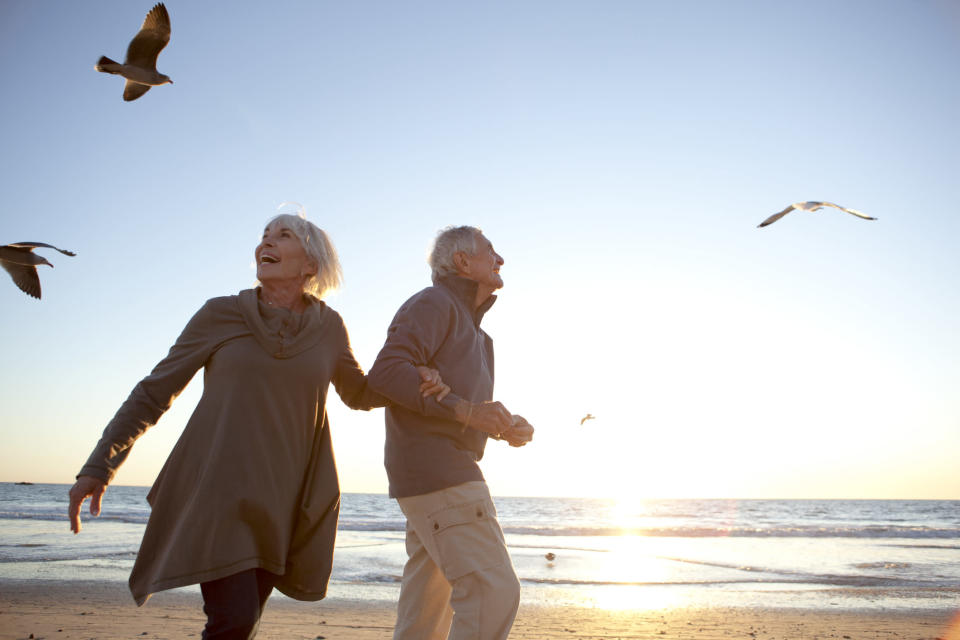 Science may well have uncovered the key to living a longer, healthier life. (Getty Images)