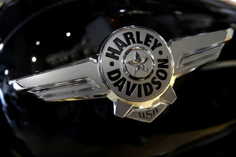 Harley-Davidson withdraws outlook due to coronavirus disruption