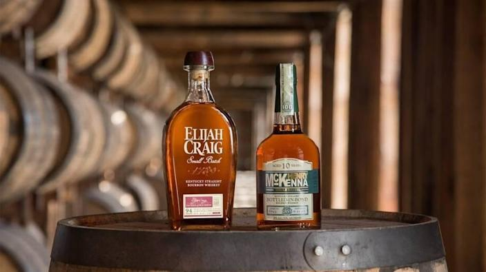 Henry McKenna, a relatively untouted mid-priced bourbon, recently won Best Bourbon at the 2018 San Francisco World Spirits Competition. It also won Best Single Barrel Bourbon. Another Heaven Hill bourbon, Elijah Craig Small Batch, won Best Small Batch Bourbon.
