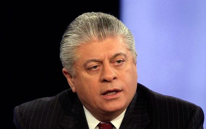 Andrew Napolitano, a legal affairs analyst at Fox News - AP2011