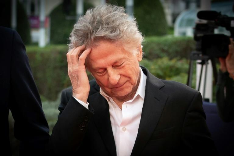 Polanski on the red carpet at the ville US Film Festival in northern France last September