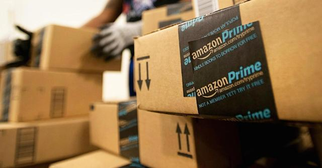 At $99 per year, Amazon Prime is still beyond the reach of some customers with lower income. (David Paul Morris/Bloomberg /Getty Images)