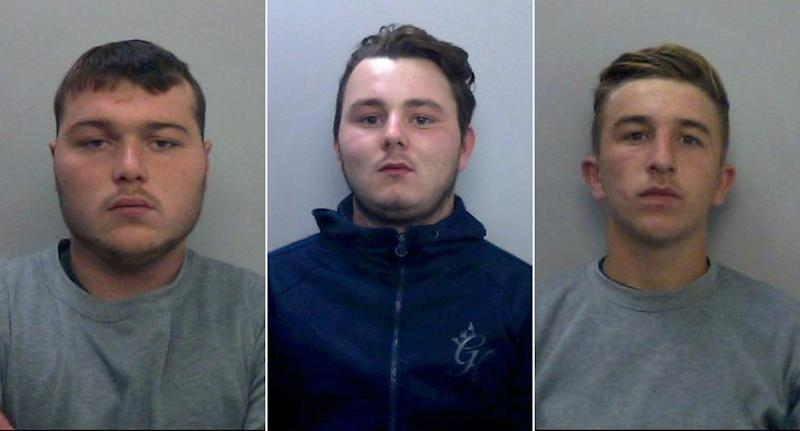 Henry Long, Albert Bowers and Jessie Cole all face jail for manslaughter. (Thames Valley Police)