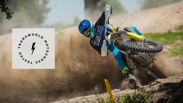 Initial impression test ride of the 2019 Husqvarna FC 450 motocross motorcycle, which features a new frame, refined engine with new parts, and updated suspension settings.