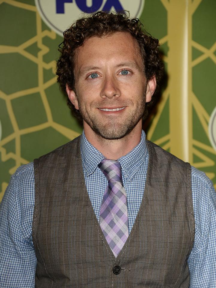 """<a href=""""/t-j-thyne/contributor/1014890"""">T.J. Thyne</a> (""""<a href=""""/bones/show/37774"""">Bones</a>"""") attends the 2012 Fox Winter TCA All-Star Party at Castle Green on January 8, 2012 in Pasadena, California."""