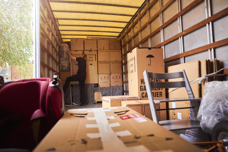 Removal firm Shift have revealed some of the wacky items they've been asked to transport. (Getty)