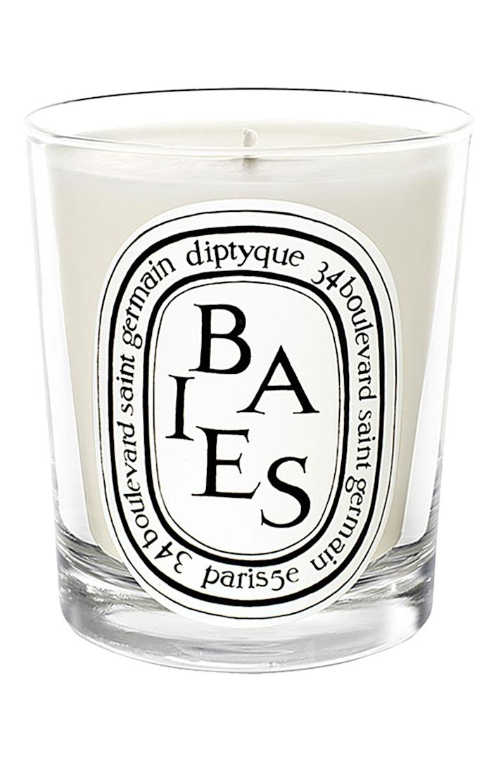 Diptyque Paris Baies/Berries Candle, best gifts for her