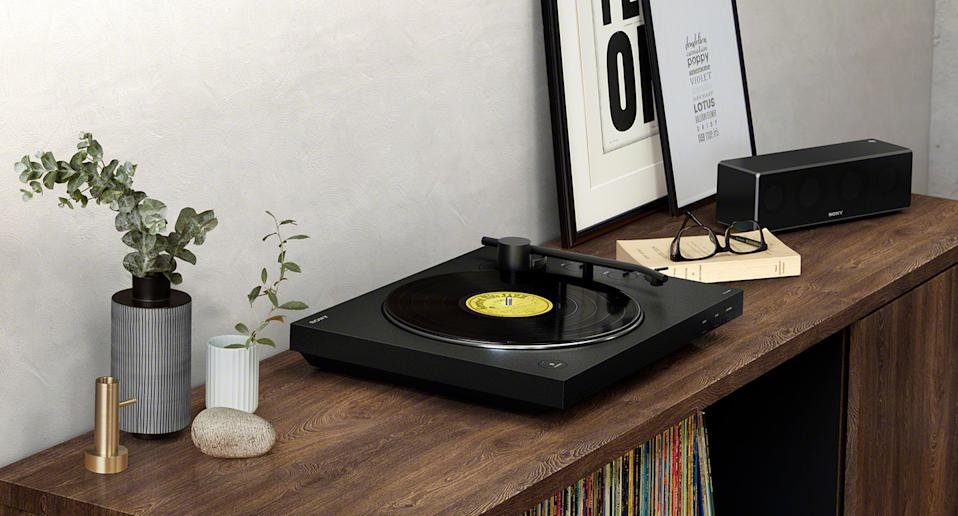 Searching for a new record player?  Here's a very worthy option.