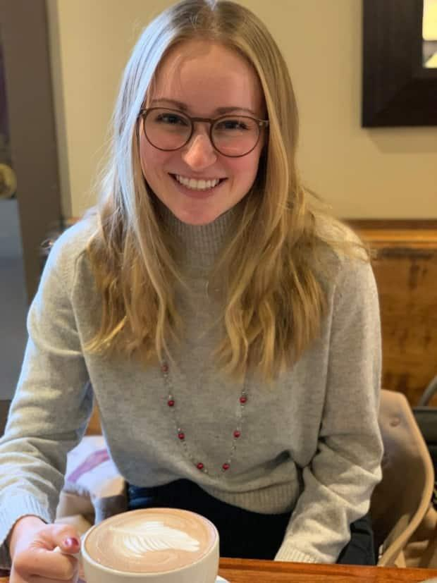 Graduate student Gemma Postill wants to explore how people in their 20s are coping during the pandemic.  (Submitted by Gemma Postill - image credit)
