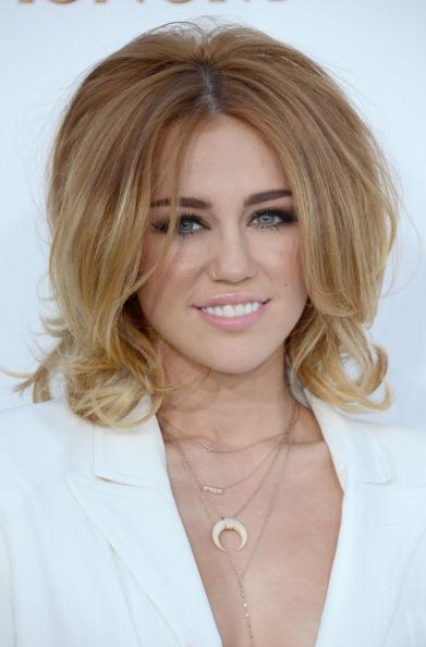 <b>#17. </b>In the case of the 2012 Billboard Music Awards, this is what we like to call a good haircut with a poor hairstyle. The color and cut work beautifully with Miley's face shape and complexion, but the voluminous hair looks far too done up to look good.