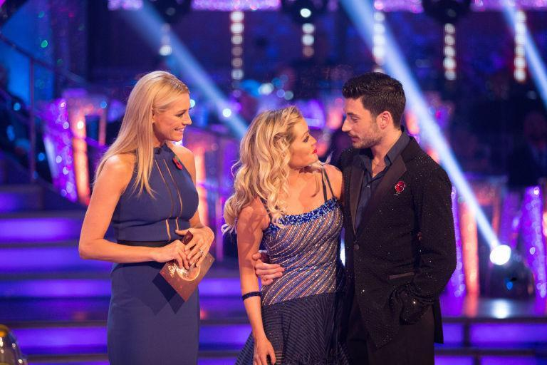 Laura appearing on Strictly in 2016. (BBC)