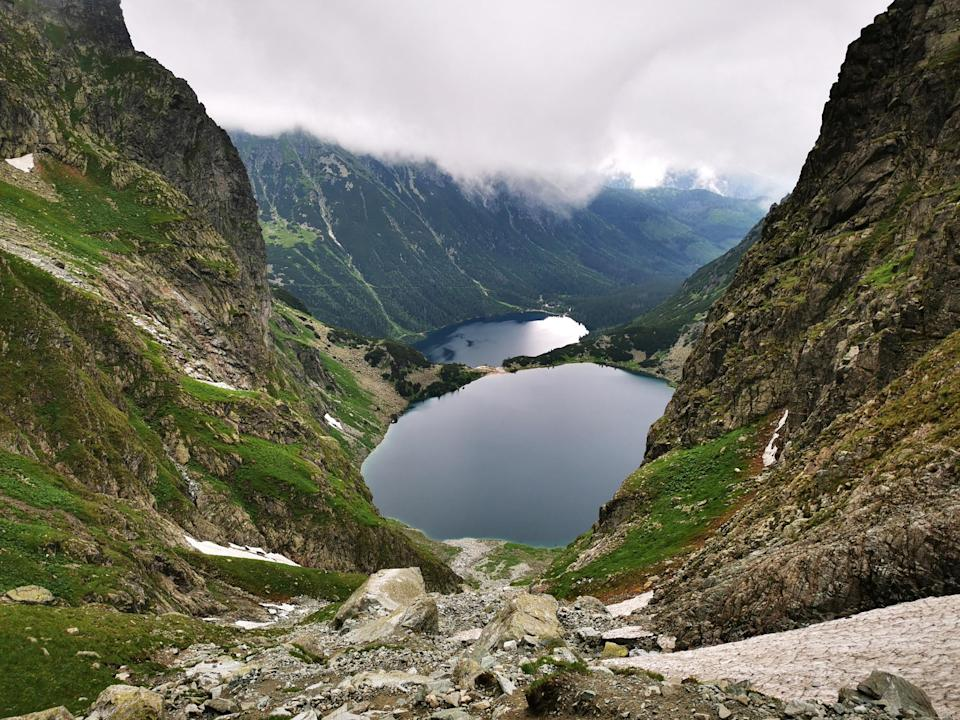 Tatra National Park lies on the border of Poland and Slovakia in the Tatra Mountains. The park has mountains, caves, lakes, and waterfalls, proving there's so much more to Poland than the cities...and vodka.Best time to visit: July-October