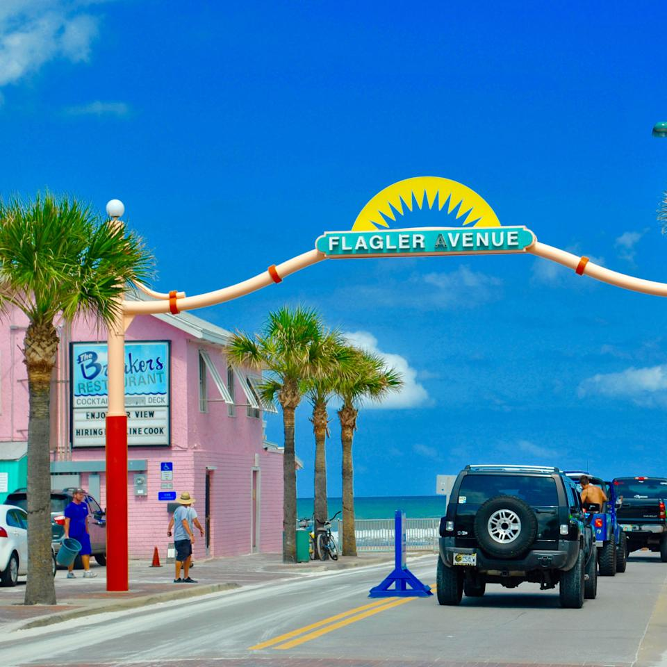New Smyrna Beach You Can Drive On