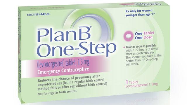 Judge Orders  'Morning-After' Pill  Be Sold Over-the-Counter to Those Under 17
