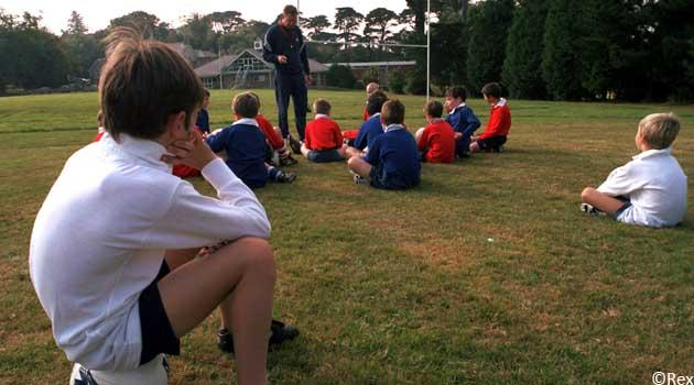 PE lessons are failing our kids