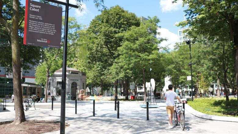 Public washrooms make comeback in Montreal, 85 years after Camillien Houde's make-work initiative