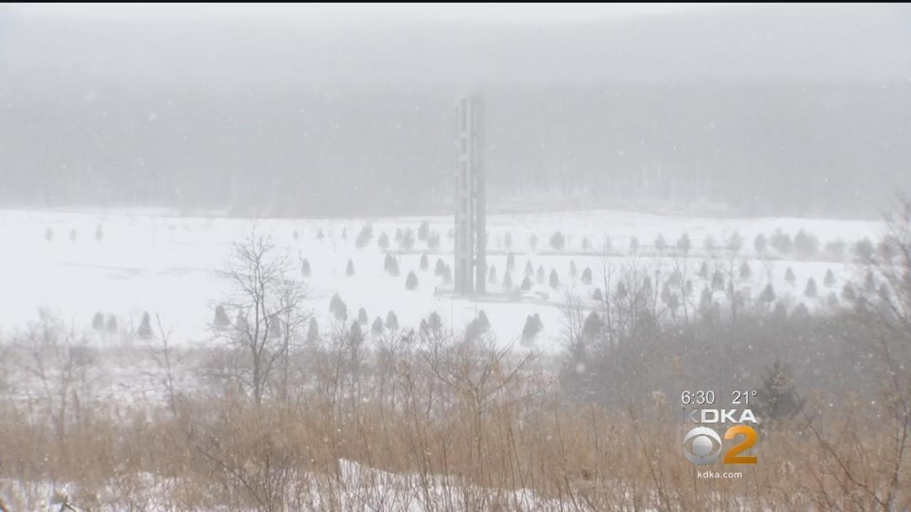The government shutdown prompted the closing of the Flight 93 Memorial on Thursday; KDKA's John Shumway reports.