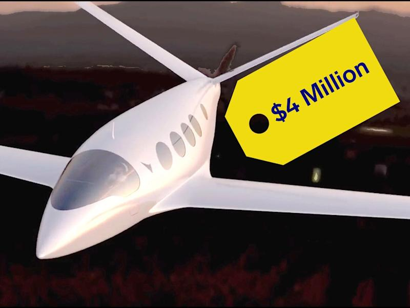 Inside a $4 million electric plane, the first full-size, all-electric passenger aircraft in the world