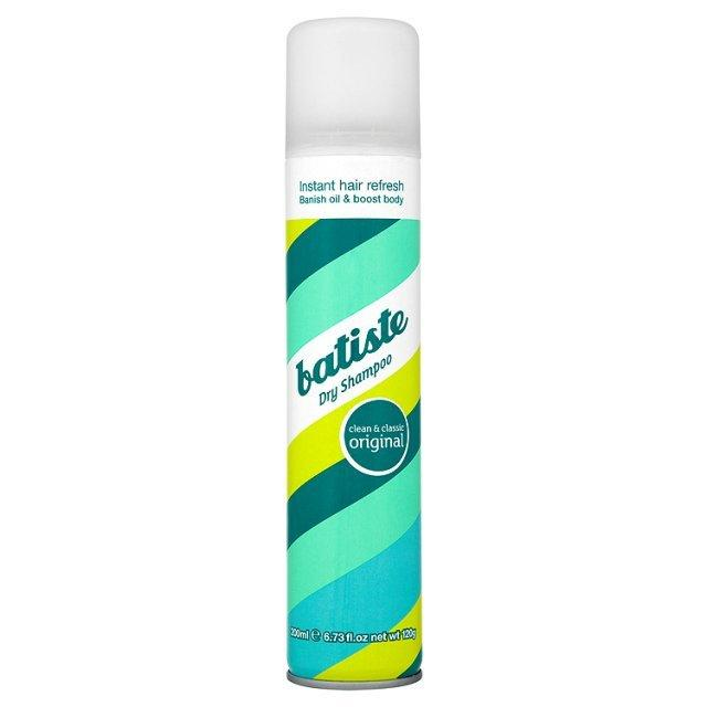 """<p>You've probably spotted these brightly colored bottles near the checkout line at UrbanOutfitters. A cult favorite, this dry shampoo comes in an array of shades and scents. It does an amazing job of lifting oil and buildup (thanks to rice starch) to leave behind silkier locks. $9, <a rel=""""nofollow"""" href=""""http://www.urbanoutfitters.com/urban/catalog/productdetail.jsp?id=30300396&color=030&cm_mmc=Affiliate-_-Polyvore-_-CSE-_-Skin%20Care-desktop"""">UrbanOutfitters</a> </p>"""