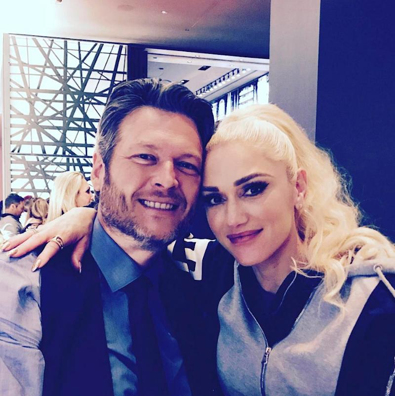 15 Times Birthday Boy Blake Shelton and Gwen Stefani Were the Cutest Couple on Instagram