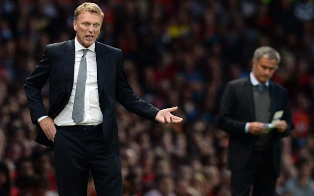 <span>David Moyes is in the spotlight over his language towards women</span> <span>Credit: AFP </span>
