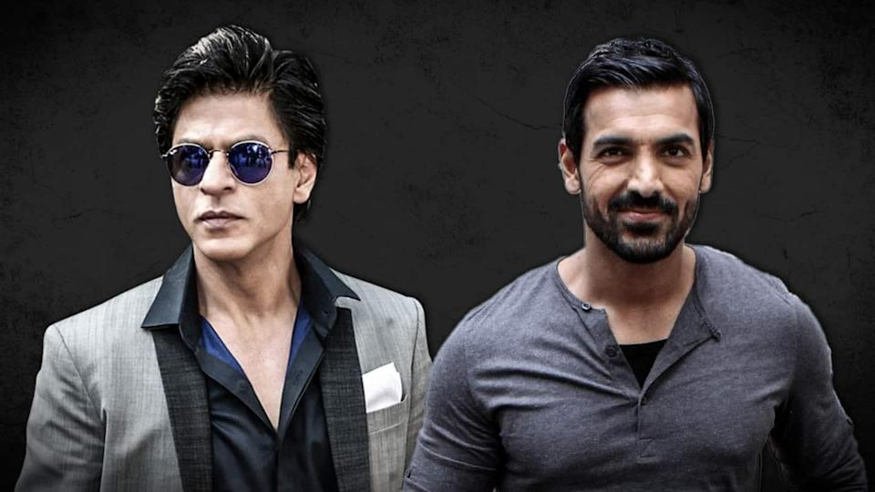 SRK, John Abraham to begin shooting