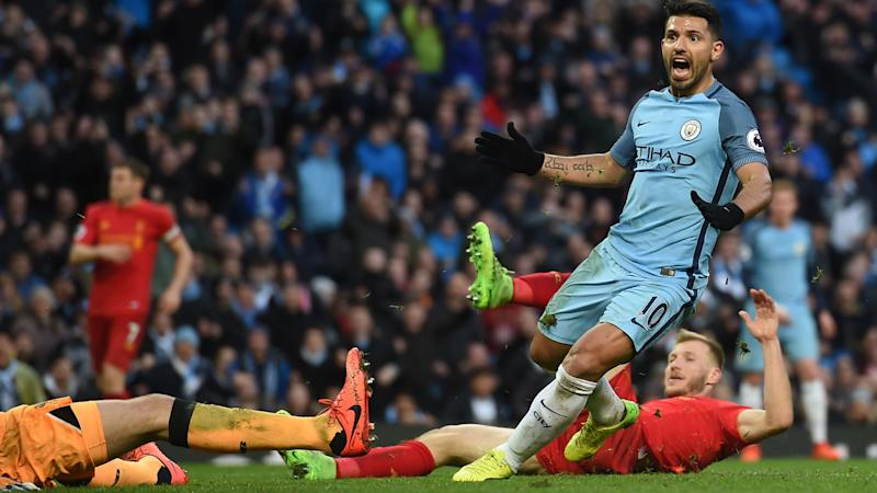 Manchester City Liverpool Premier League 19032017