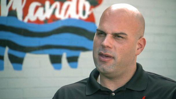 PHOTO: Undecided voter Thomas Ward is a restaurant owner in Southeast Orlando, Fla. (ABC News)